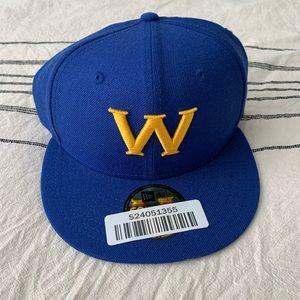Golden State Warriors New Era fitted cap 71/4